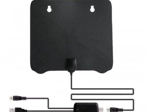 200miles HDTV Flat Indoor Antenna