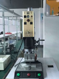 rf-testing machine